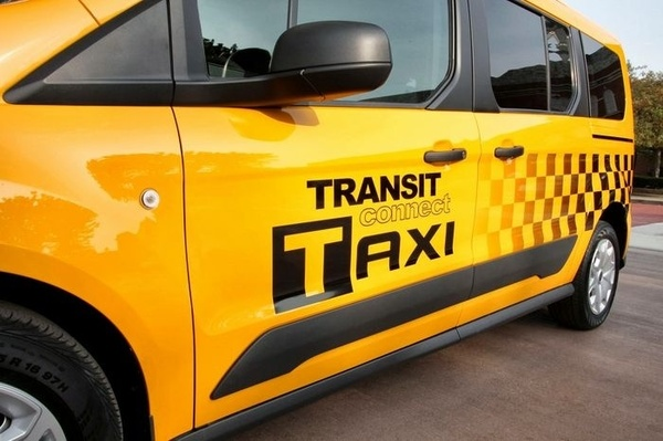 2019 Ford Transit Connect Taxi photo - 2