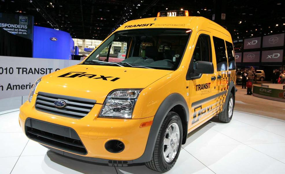 2019 Ford Transit Connect Taxi photo - 5