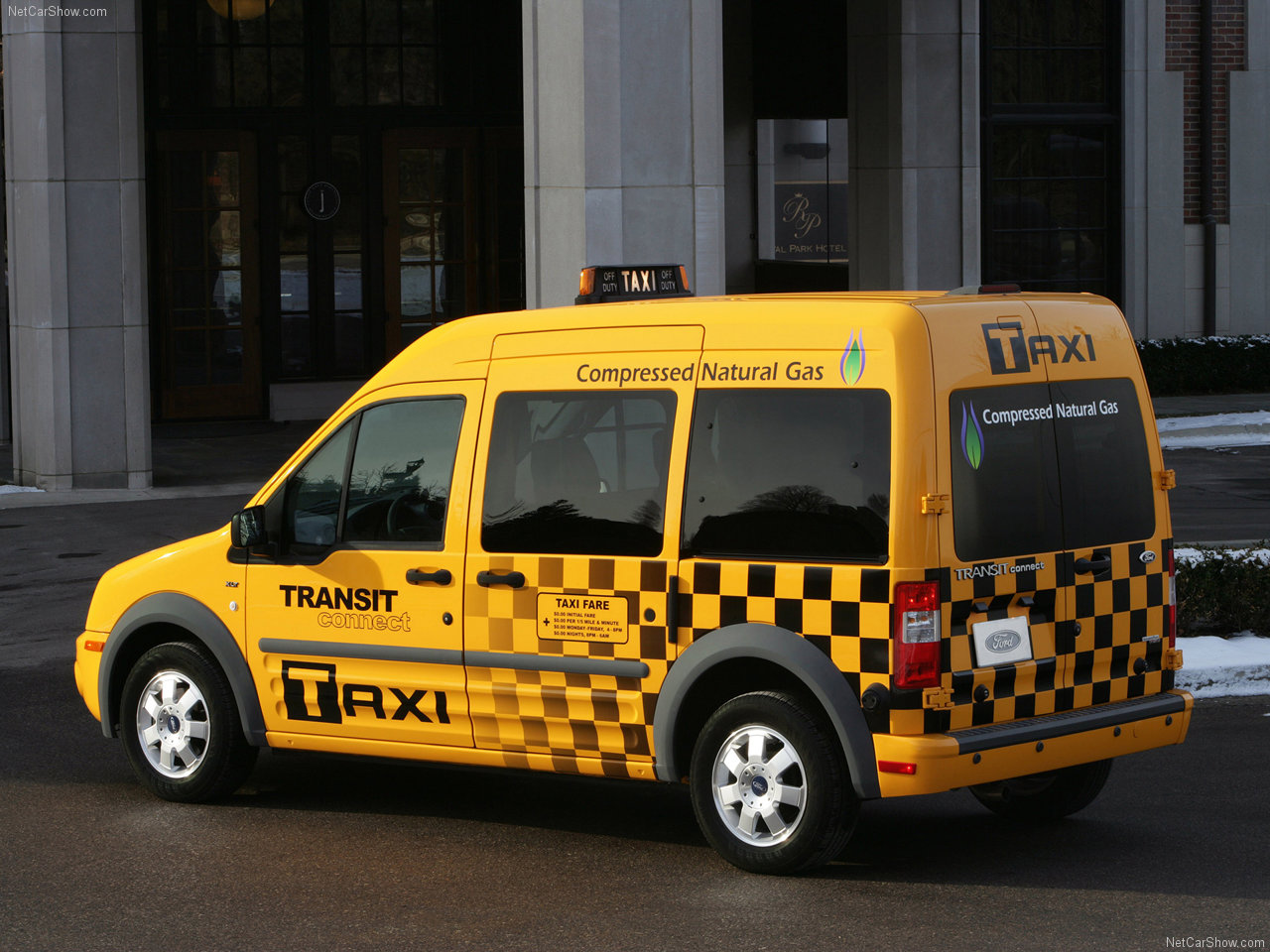2019 Ford Transit Connect Taxi photo - 6