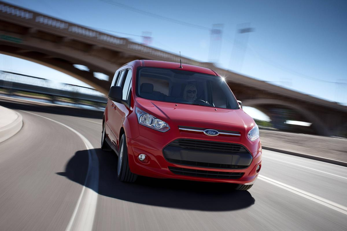 2019 Ford Transit Connect Wagon photo - 1