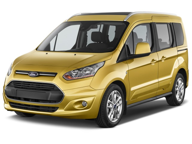 2019 Ford Transit Connect Wagon photo - 2
