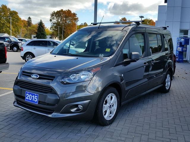 2019 Ford Transit Connect Wagon photo - 3