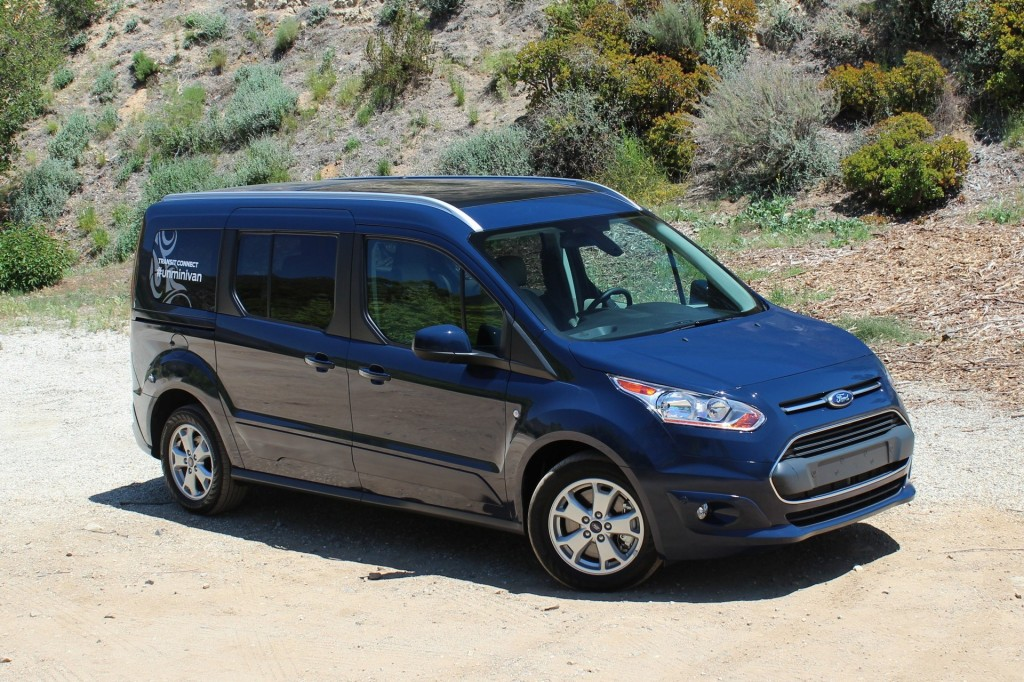 2019 Ford Transit Connect Wagon photo - 4