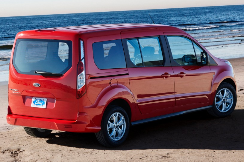 2019 Ford Transit Connect Wagon photo - 5