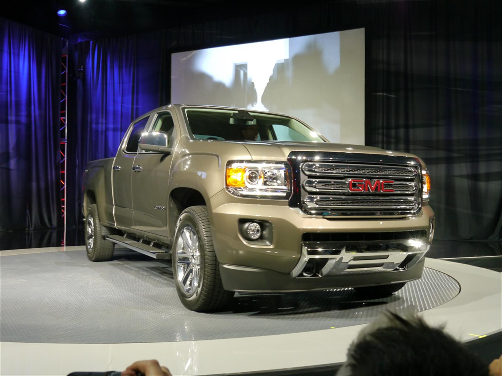 2019 GMC Canyon photo - 2