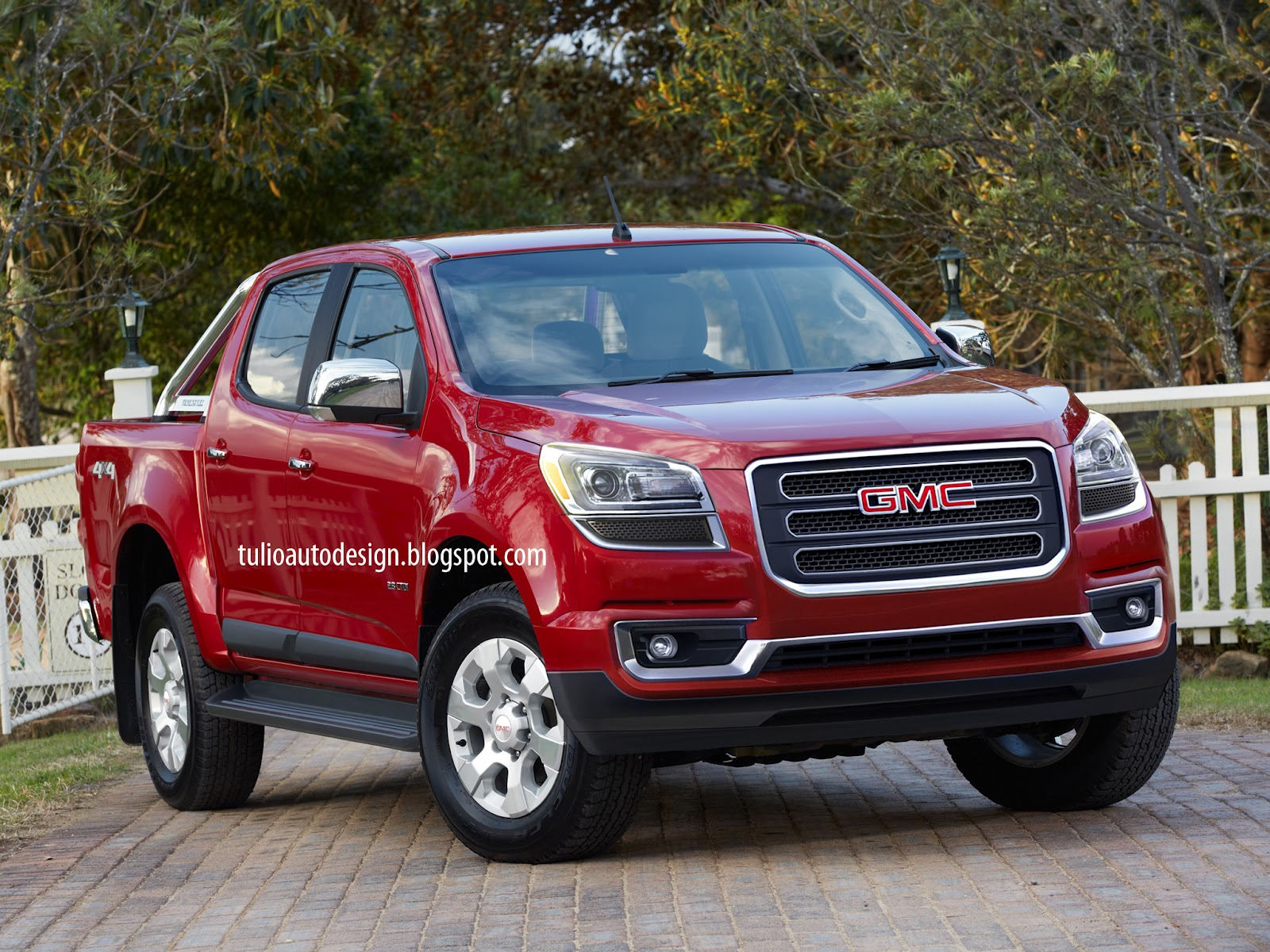 2019 GMC Canyon | Car Photos Catalog 2018