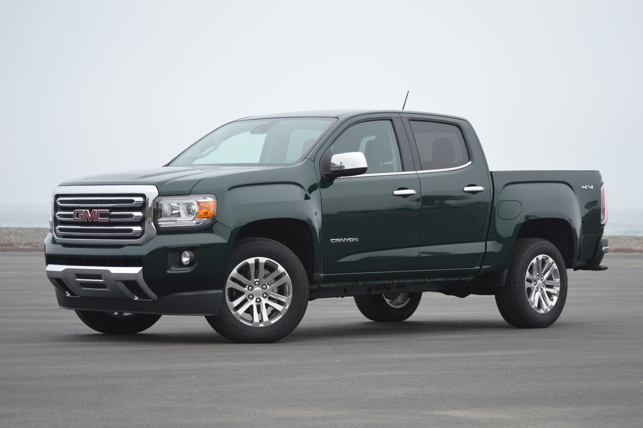 2019 GMC Canyon Nightfall Edition photo - 1
