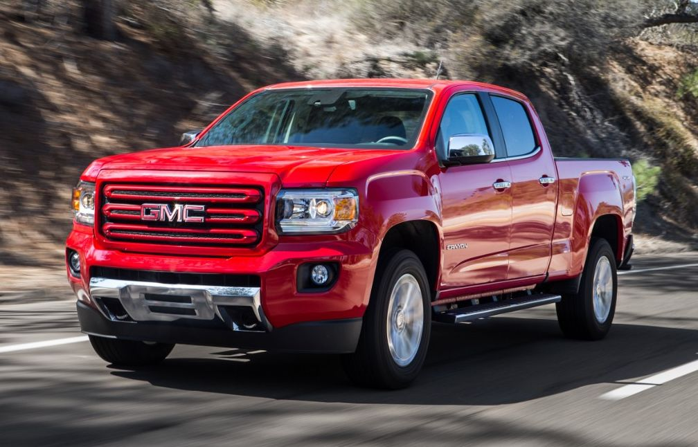 2019 GMC Canyon Nightfall Edition photo - 4