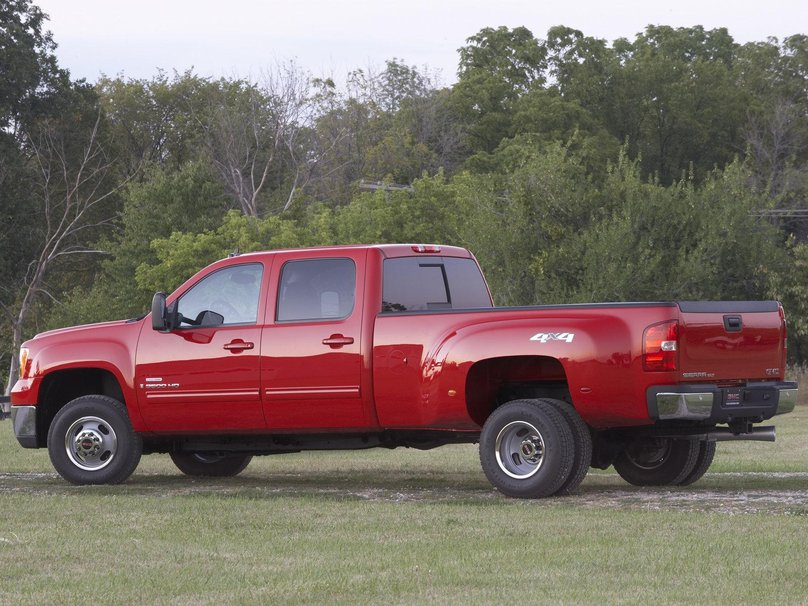 2019 GMC Sierra 3500 HD SLT Crew Cab | Car Photos Catalog 2018