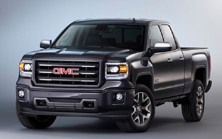 2019 GMC Sierra photo - 4