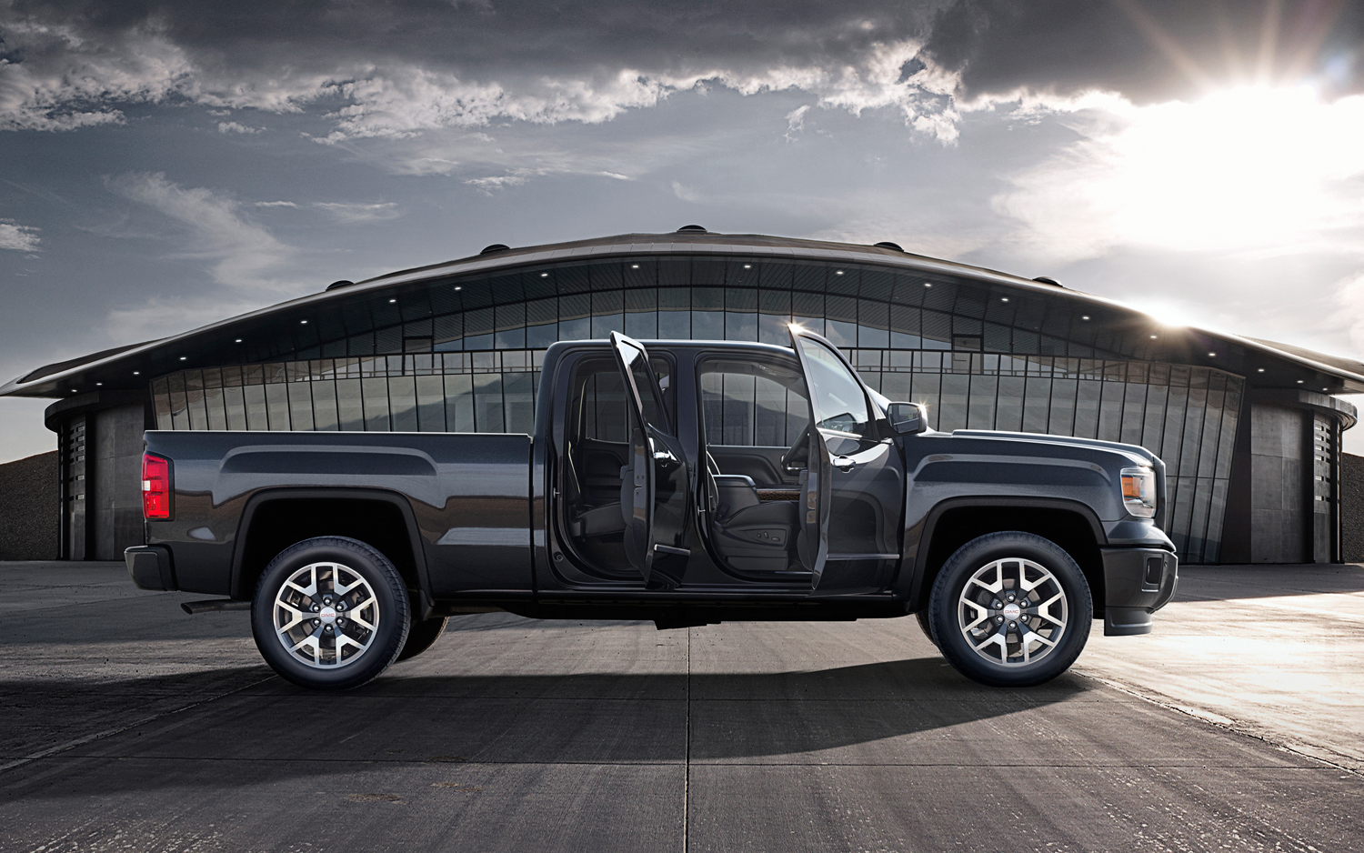 2019 GMC Sierra All Terrain HD photo - 2