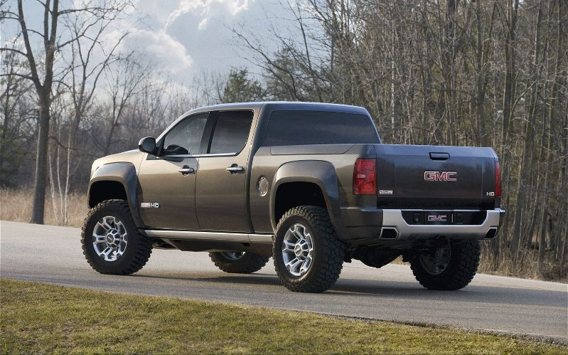 2019 GMC Sierra All Terrain HD photo - 6