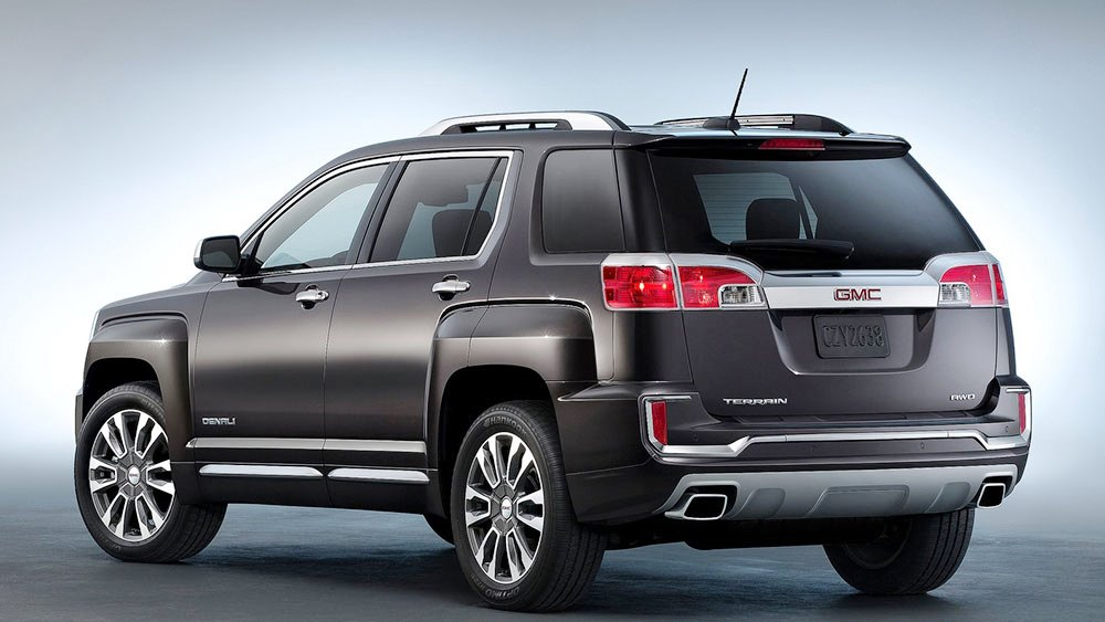 2019 GMC Terrain | Car Photos Catalog 2019