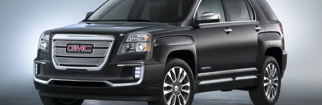 2019 GMC Terrain Denali photo - 3