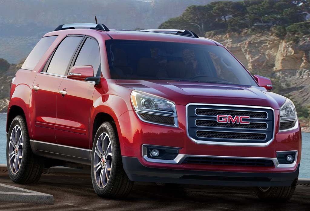 2019 GMC Terrain Denali photo - 5