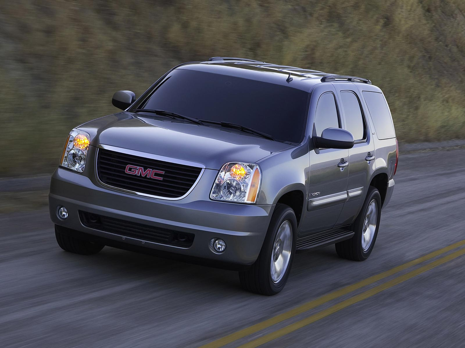 2019 GMC Yukon photo - 3