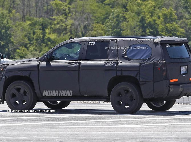 2019 GMC Yukon photo - 5