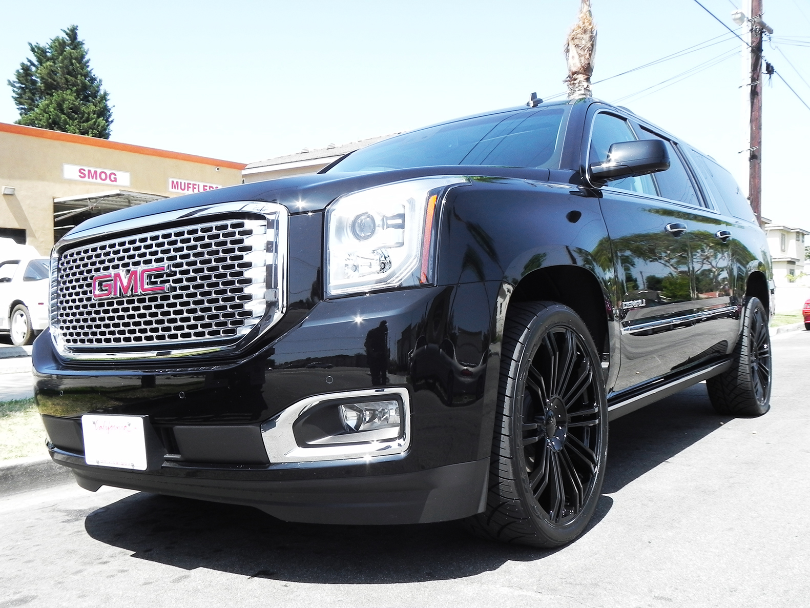 2019 GMC Yukon XL | Car Photos Catalog 2019