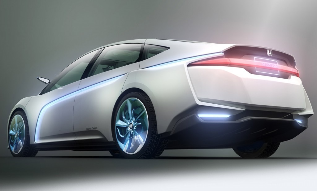 2019 Honda AC X Concept photo - 1