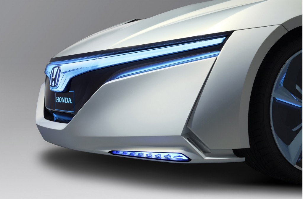 2019 Honda AC X Concept photo - 5