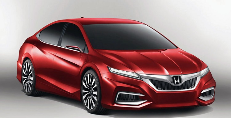 2019 Honda Accord Concept | Car Photos Catalog 2019