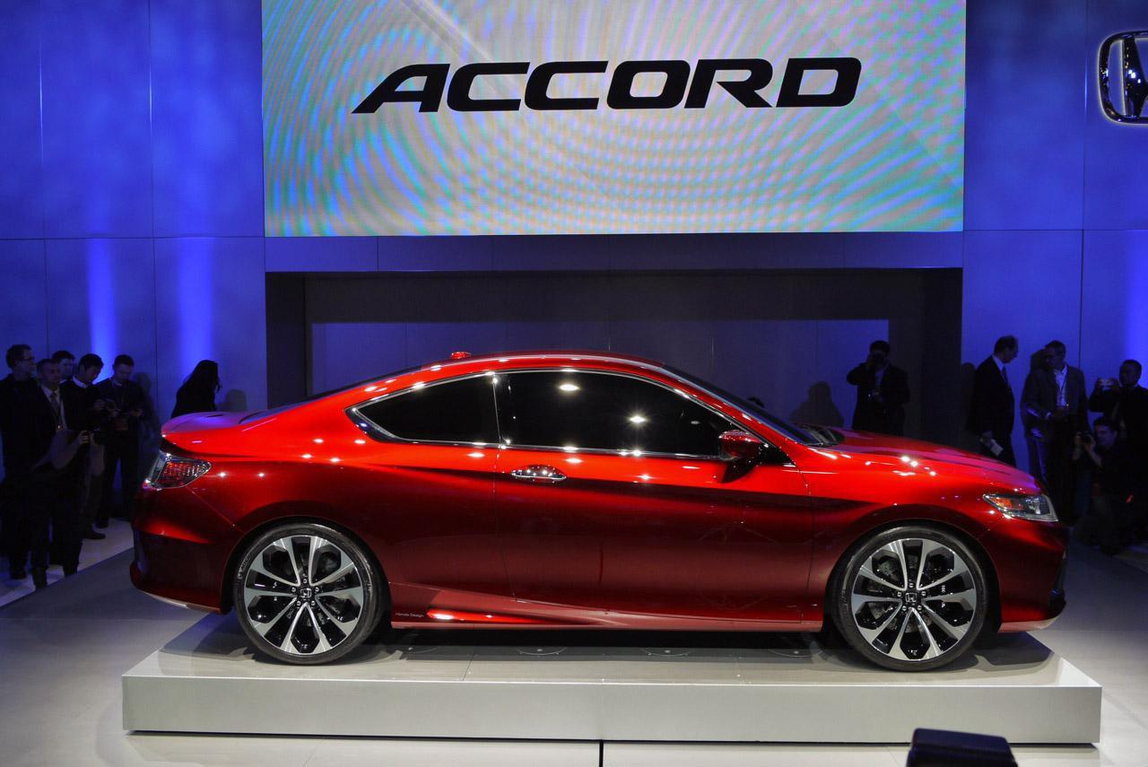 2019 Honda Accord Coupe Concept photo - 2