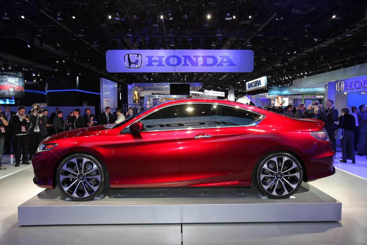2019 Honda Accord Coupe Concept photo - 4