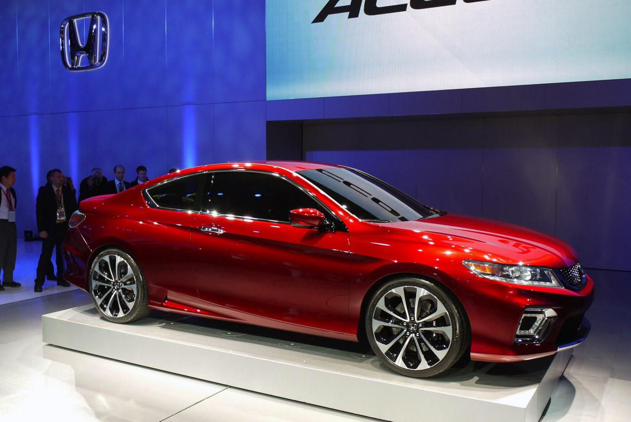 2019 Honda Accord Coupe Concept photo - 6