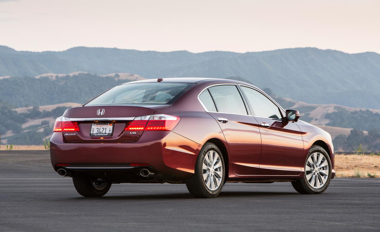 2019 Honda Accord EX L Sedan photo - 1