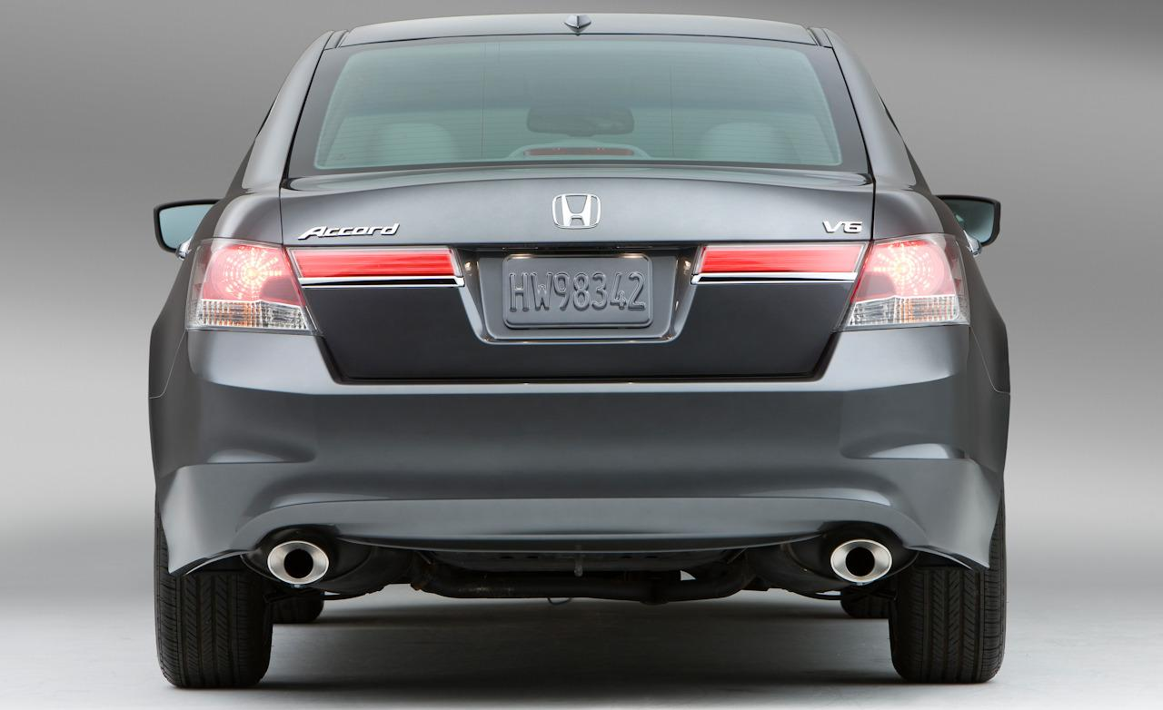 2019 Honda Accord EX Sedan photo - 5