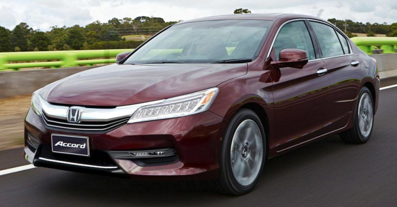 2019 Honda Accord Sedan photo - 5