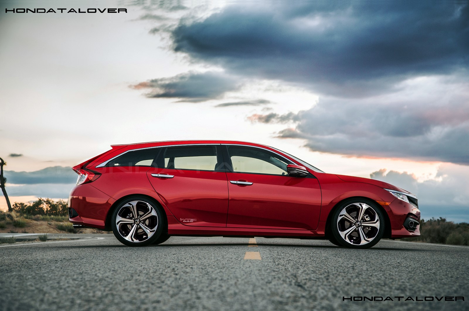 2019 Honda Civic Si photo - 4