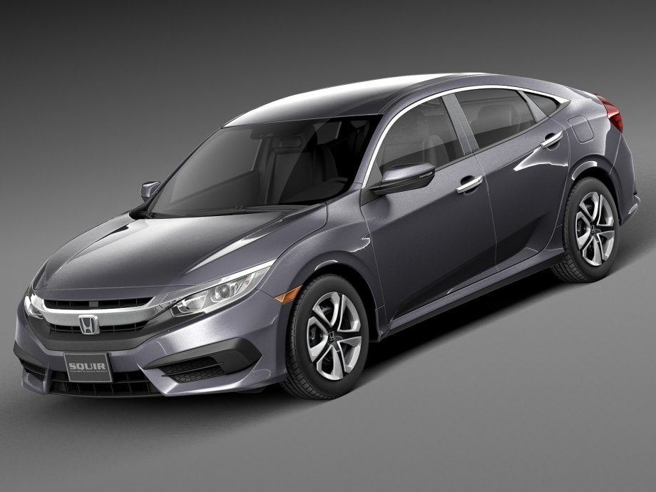 2019 Honda Civic Si photo - 5