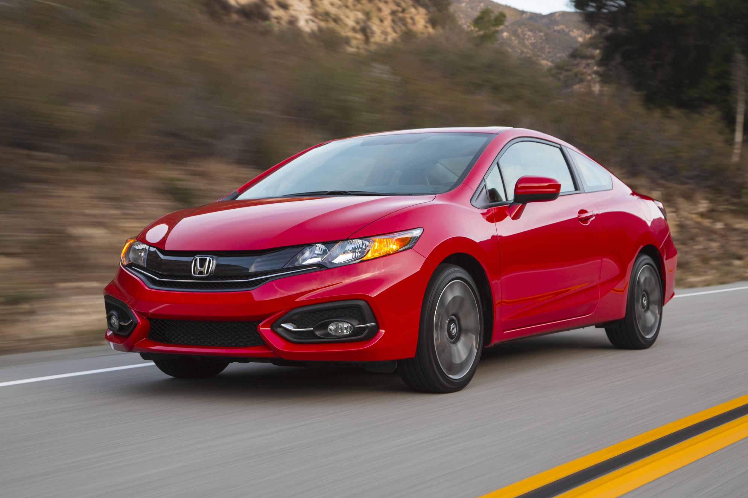 2019 Honda Civic Si Coupe photo - 1