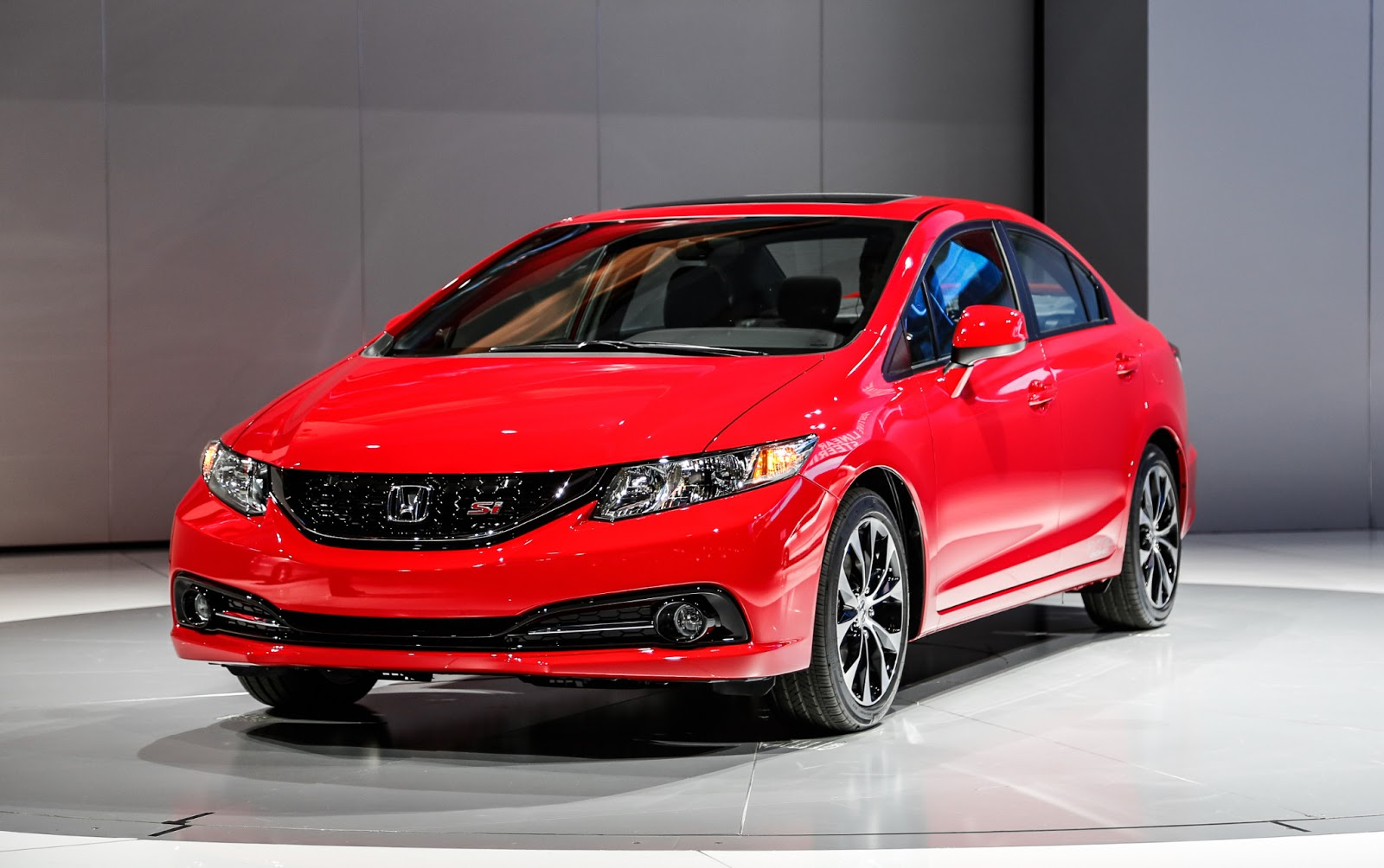 2019 Honda Civic Si Sedan photo - 1