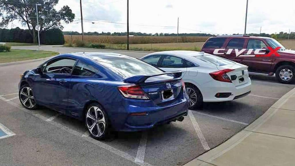 2019 Honda Civic Si Sedan photo - 5