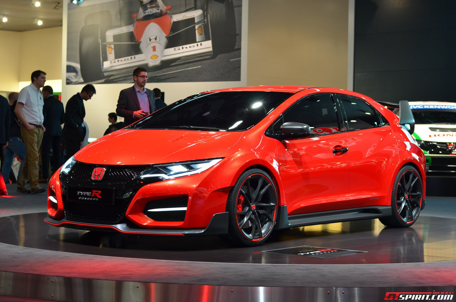 2019 Honda Civic Type R photo - 6