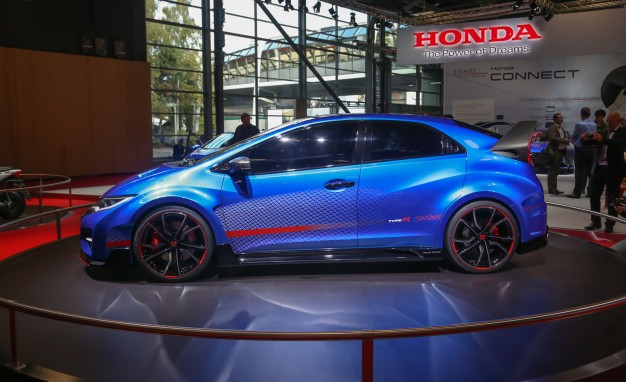2019 Honda Civic Type S photo - 3