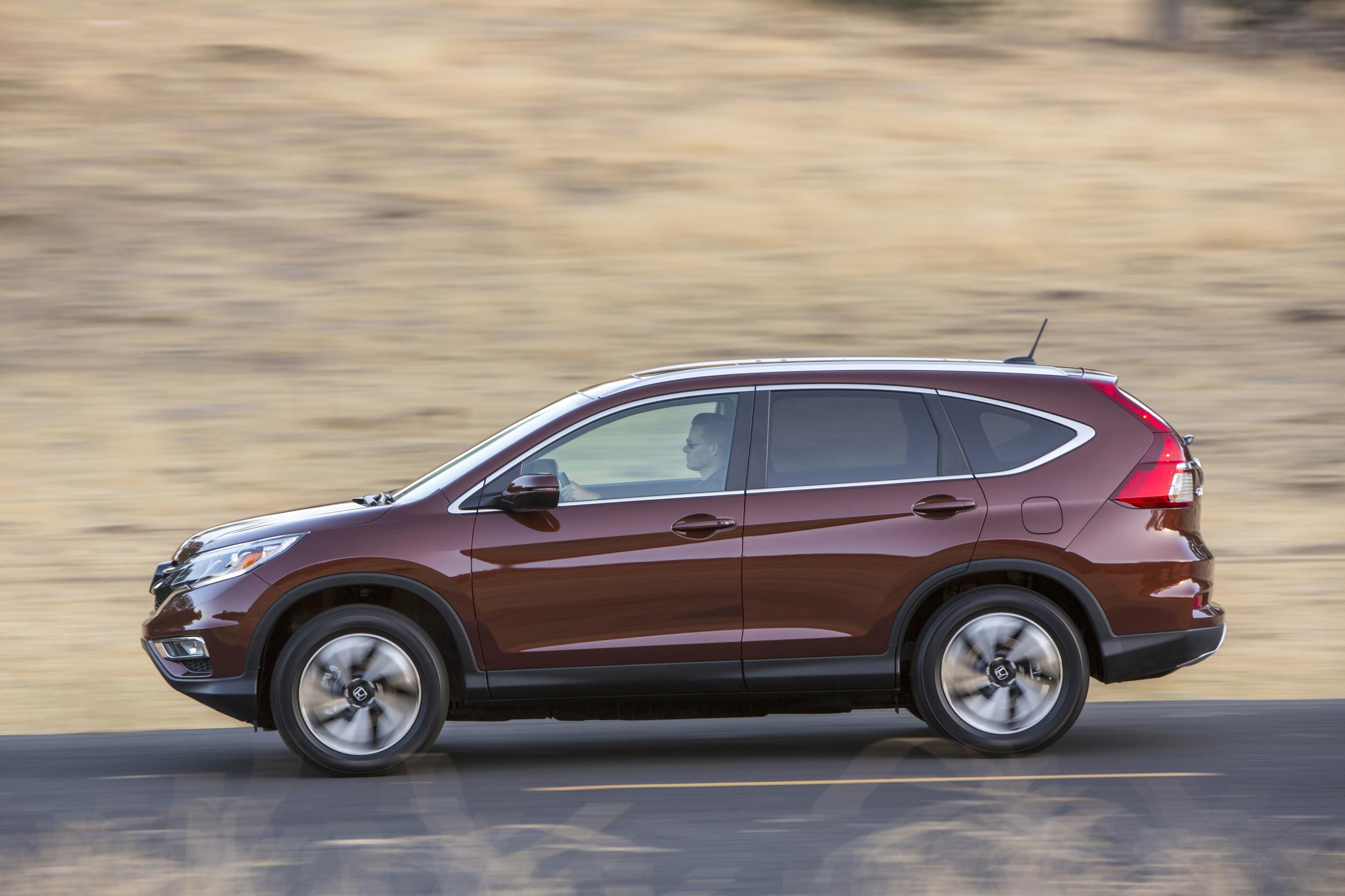 2019 Honda CR V photo - 1