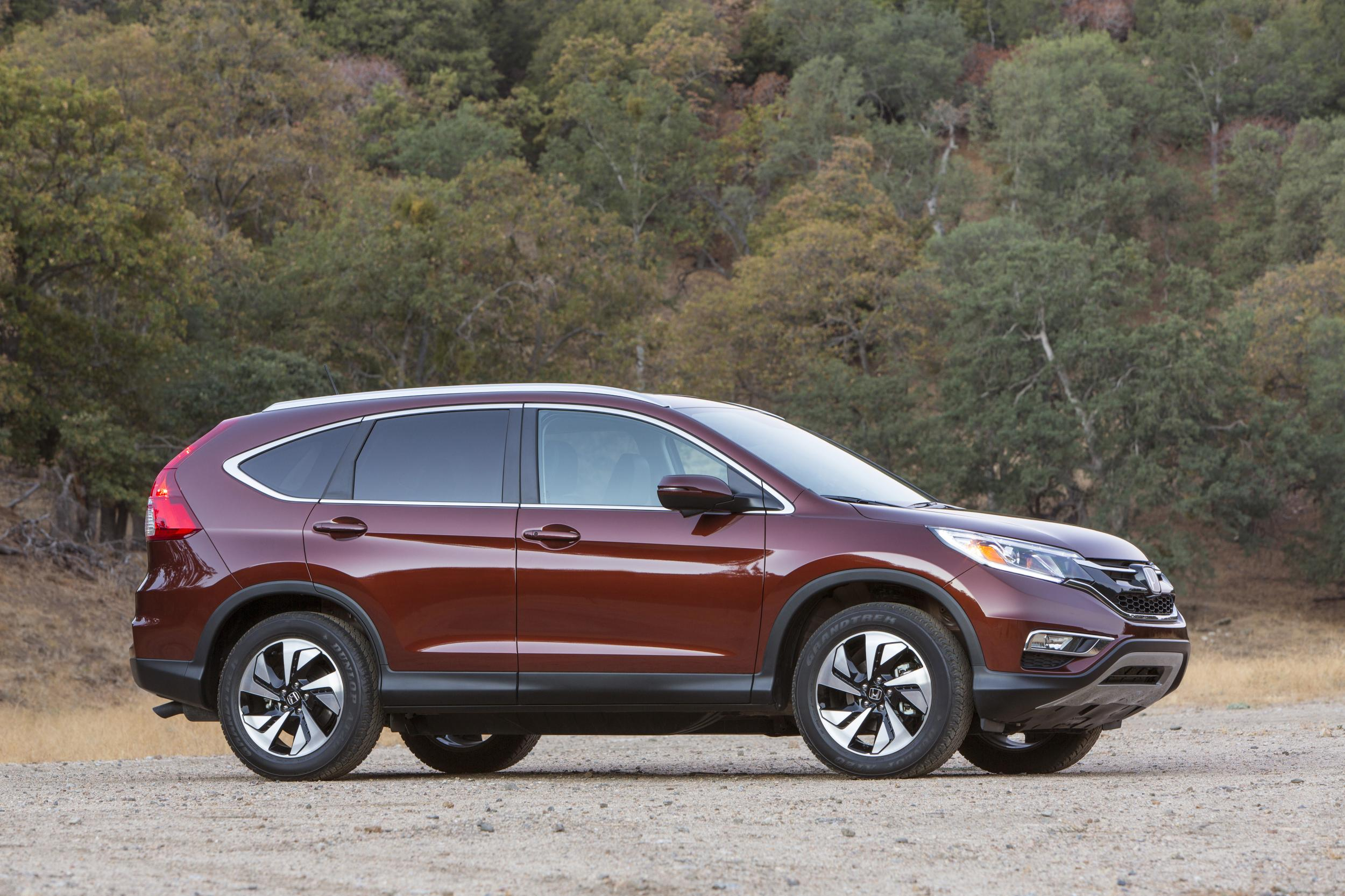 2019 Honda CR V photo - 4