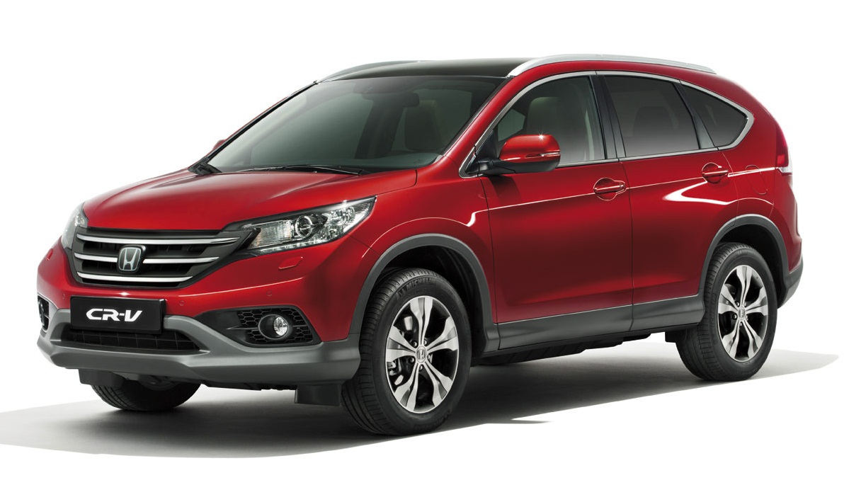 2019 Honda CR V photo - 6