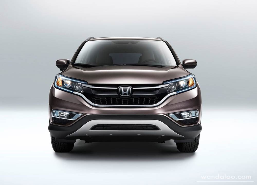 2019 Honda CR V US Version photo - 1