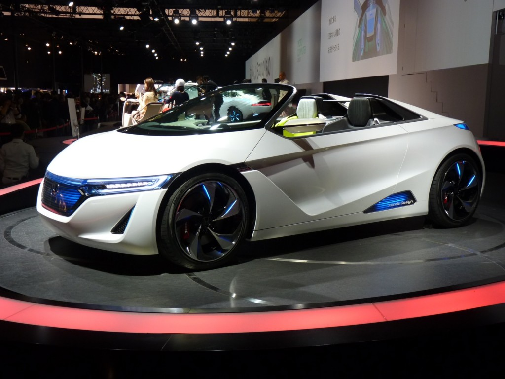 2019 Honda EV Ster Concept photo - 2