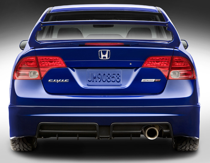 2019 Honda Mugen Civic Si photo - 2