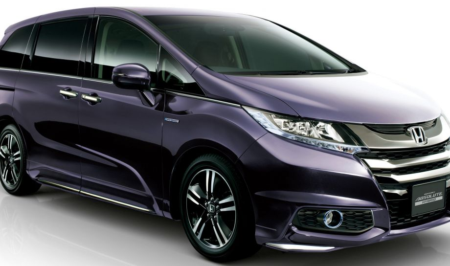 2019 Honda Odyssey L Type Japanese Version photo - 6