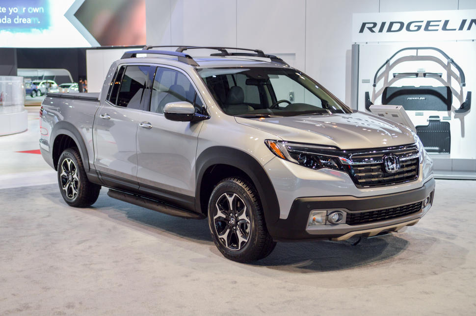 2019 Honda Ridgeline All Terrain Concept photo - 6