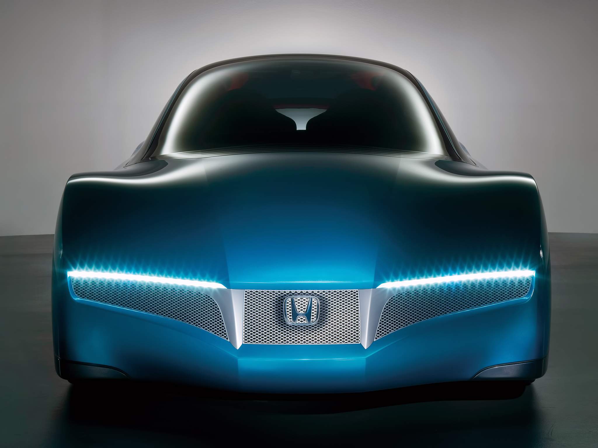 2019 Honda Small Hybrid Sports Concept photo - 4
