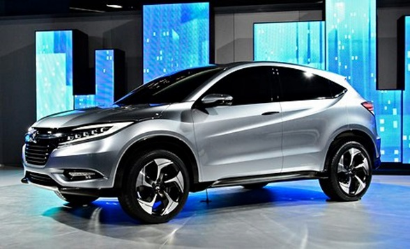 2019 Honda Urban SUV Concept photo - 1