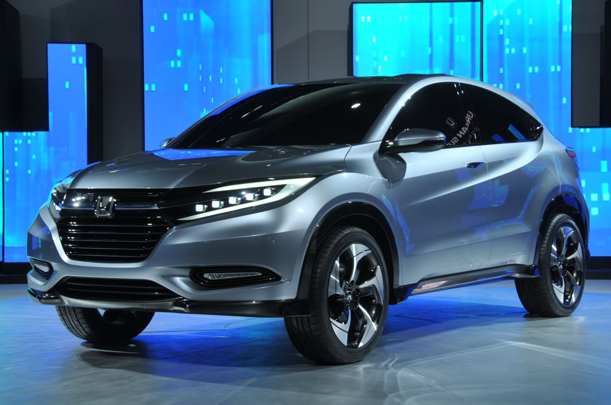 Honda Civic Ex-L >> 2019 Honda Urban SUV Concept | Car Photos Catalog 2019