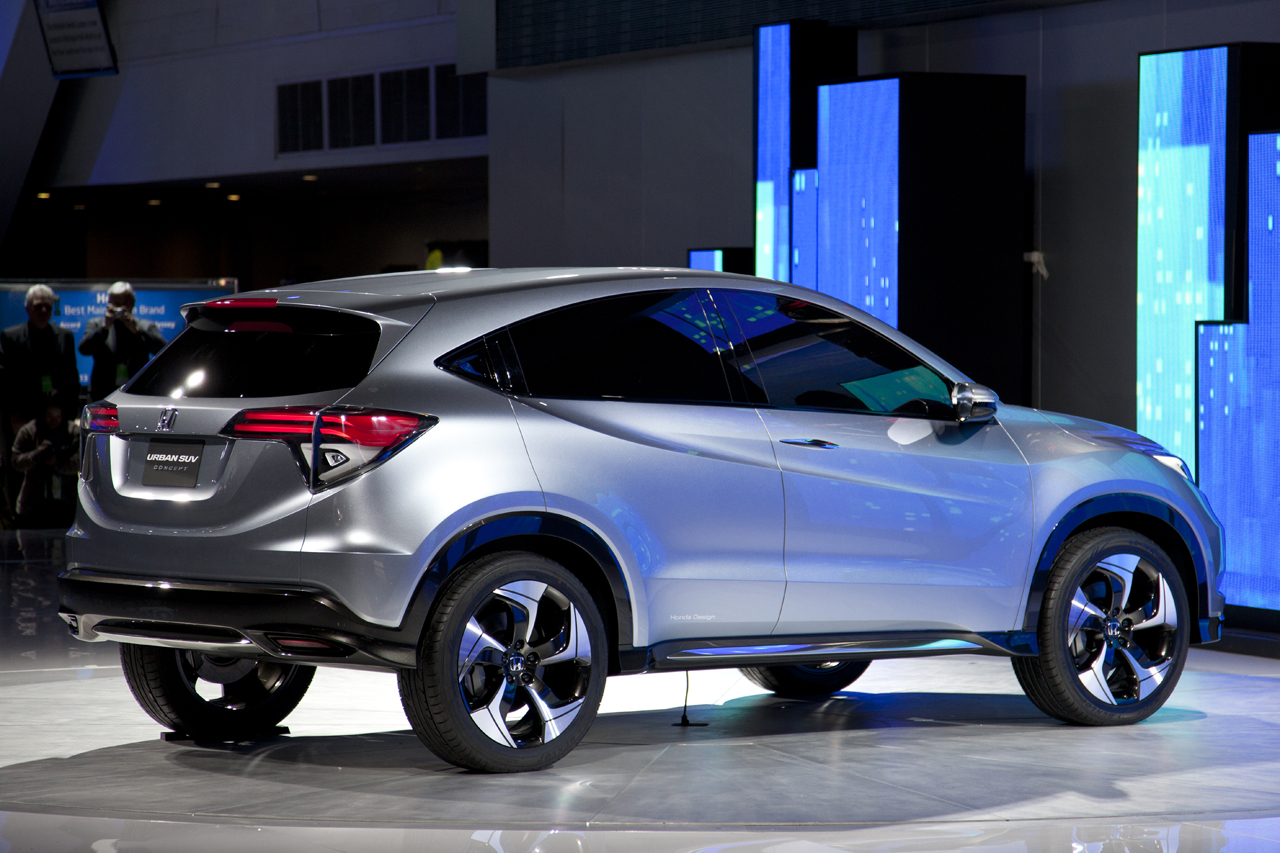 2019 Honda Urban SUV Concept photo - 3